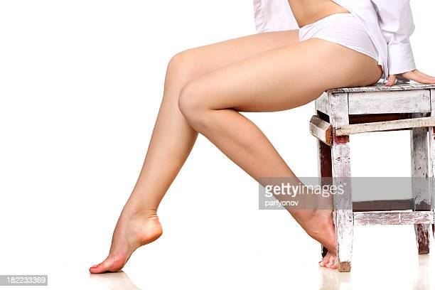 legs - white women feet stock pictures, royalty-free photos & images
