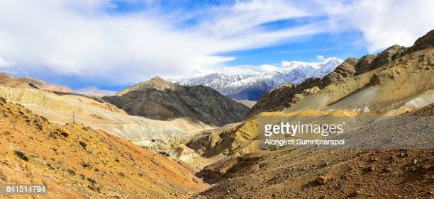 Leh in Ladakh the far Norther part of India