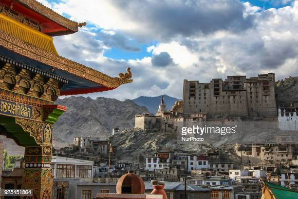 Leh is a little town in an elevation of 3500m high It used to be the capital of the Himalayan kingdom named Ladakh Nowadays Leh is the capital in the...