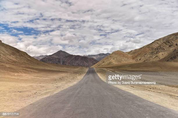 leh ladakh magnetic road , Magnetic Hill , India