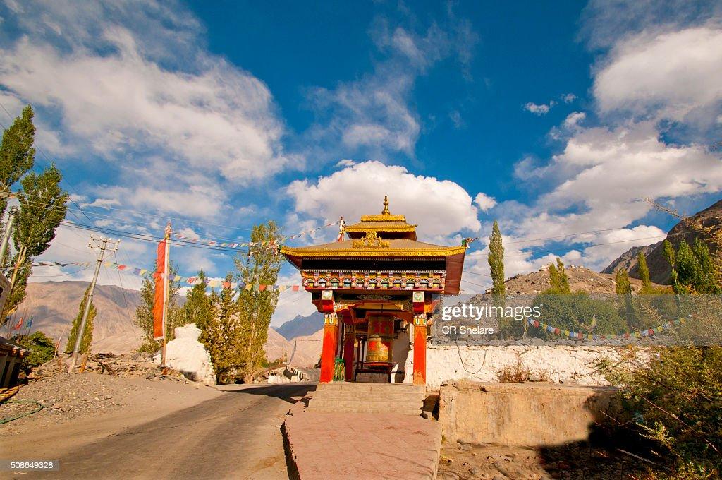 Leh Ladakh : Stock Photo