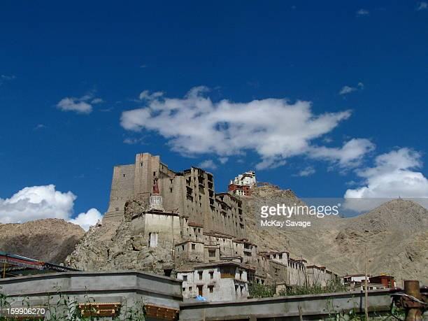 leh palace and fort - {{relatedsearchurl('london eye')}} stock photos and pictures