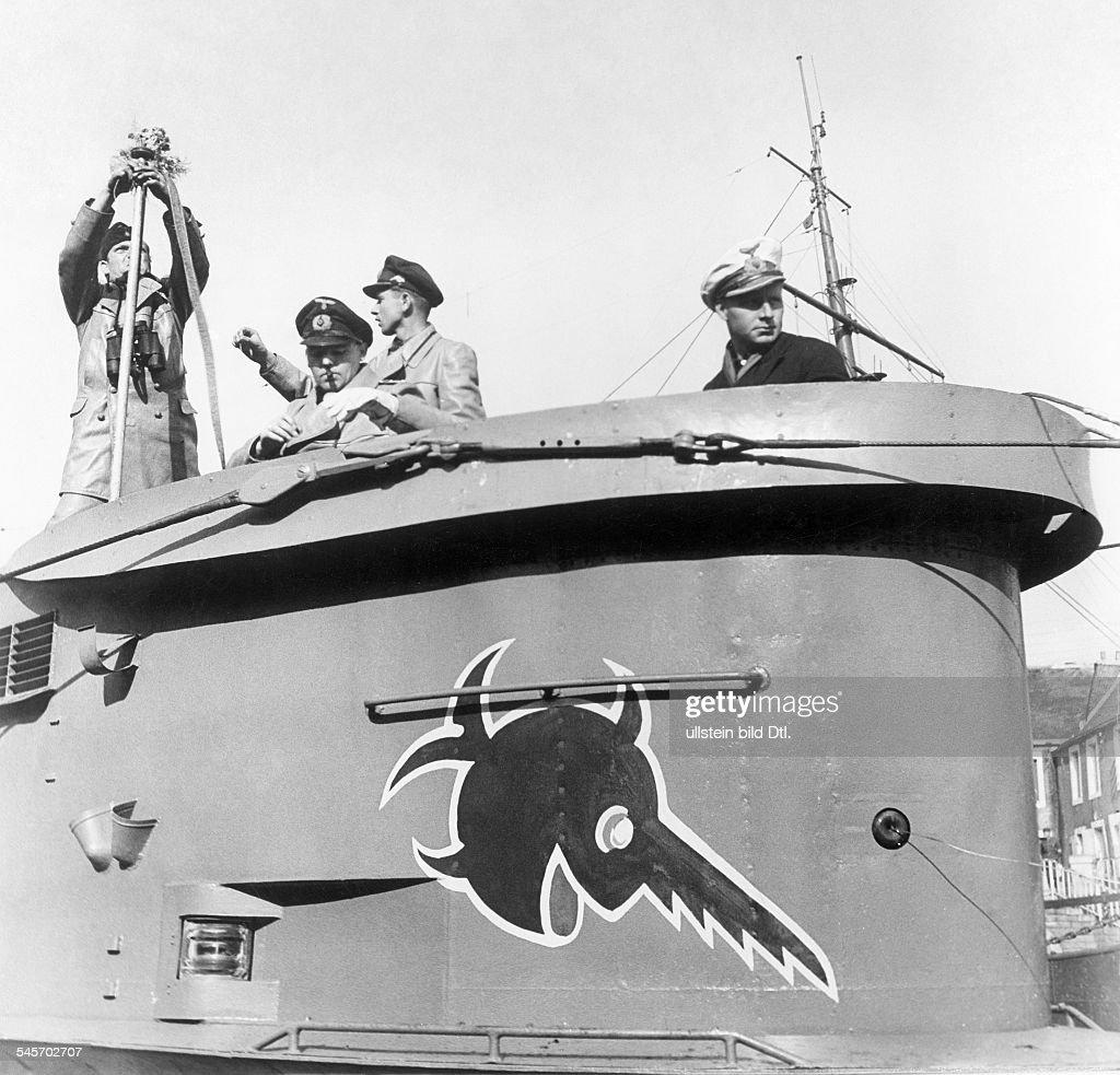 Lehmann-Willenbrock, Heinrich1911-1986Officer, U-boat ...