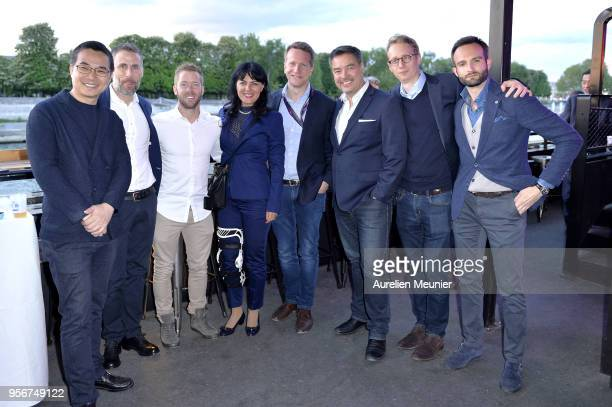 Lei Zhang Managing Director at Envision Energy Limited Aldo Delbo Sam Bird Racing driver at DS Virgin Racing Ilijana Vavan Managing Director Europe...