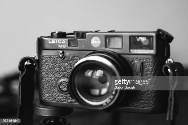 leica m6 classic - leica stock photos and pictures