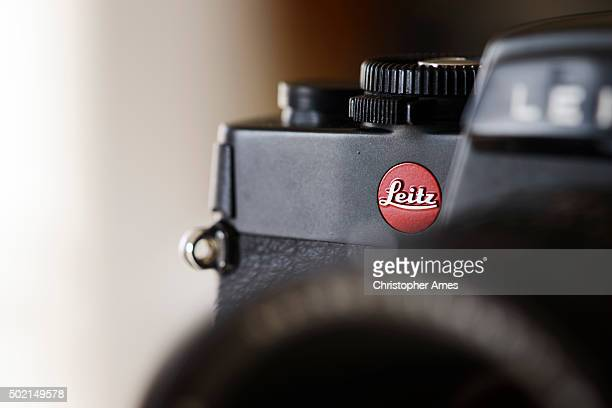 Leica R4 Single-Lens Reflex Film Camera