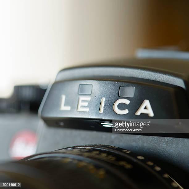 Leica R4 Single-Lens Reflex Film Camera
