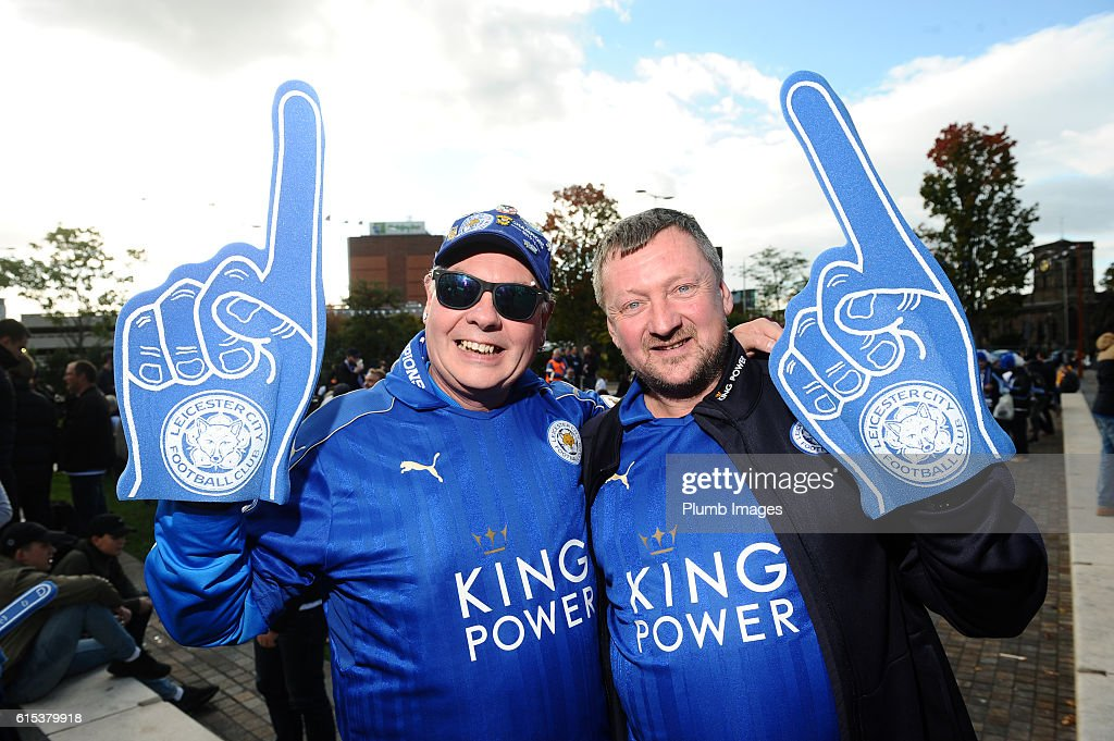 Leicester City FC v FC Copenhagen - UEFA Champions League : News Photo