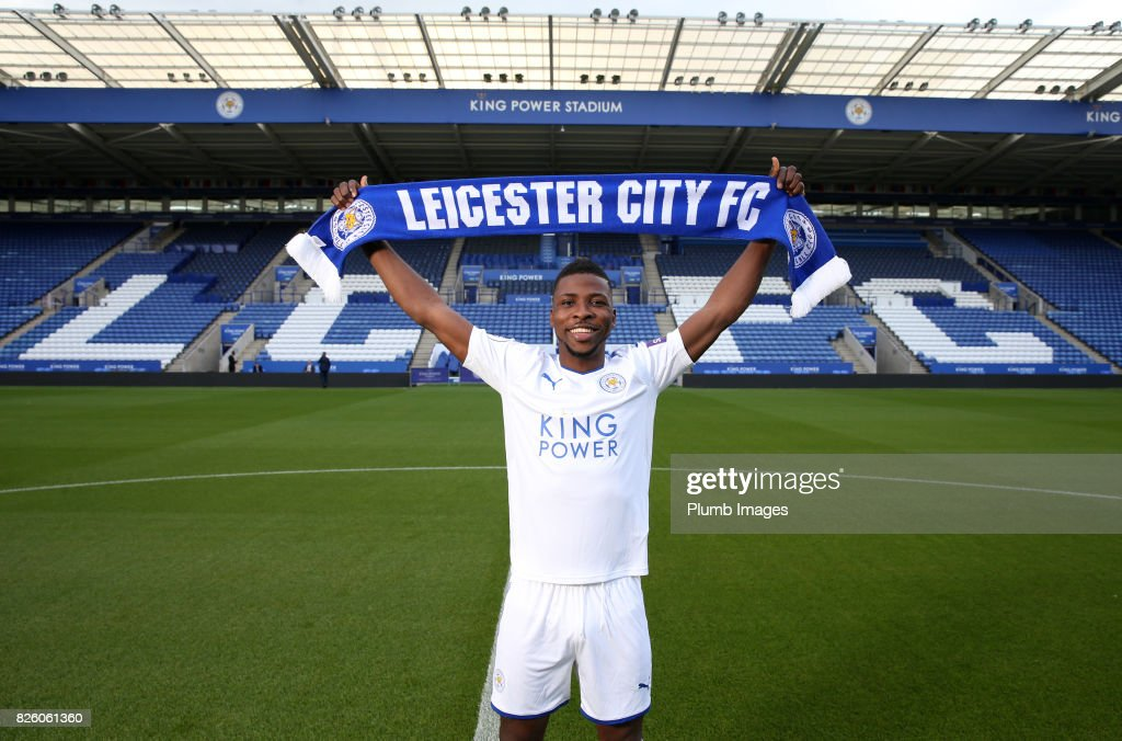 Leicester City Unveil New Signing Kelechi Iheanacho