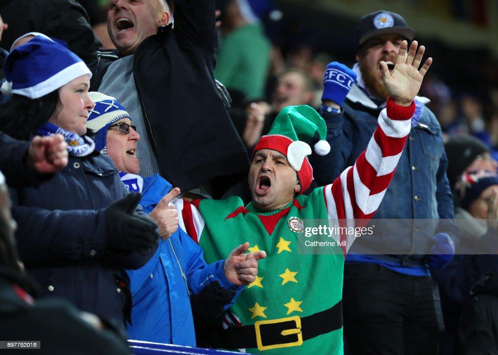 Leicester City v Manchester United - Premier League : Nachrichtenfoto