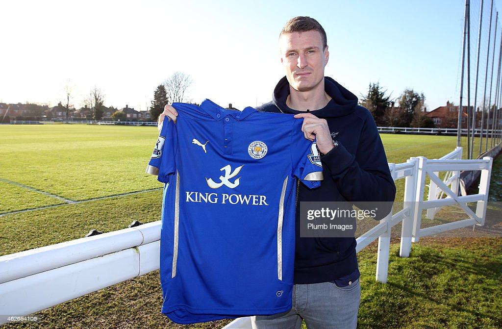 Leicester City FC Unveil New Signing Robert Huth : News Photo