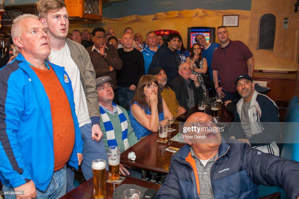Leicester City Football Club, 2016 Champions : Foto di attualità