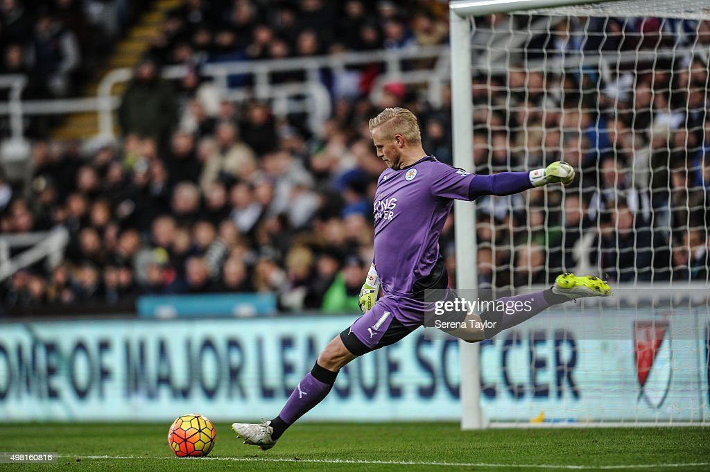 Newcastle United v Leicester City - Premier League : News Photo