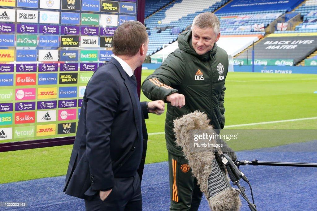 Leicester City v Manchester United - Premier League : News Photo