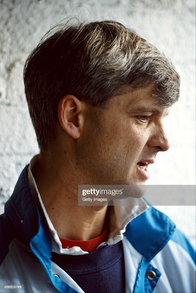 Brian Little Leicester City Manager : News Photo