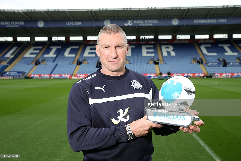 Nigel Pearson is Awarded Manager of the Month for April