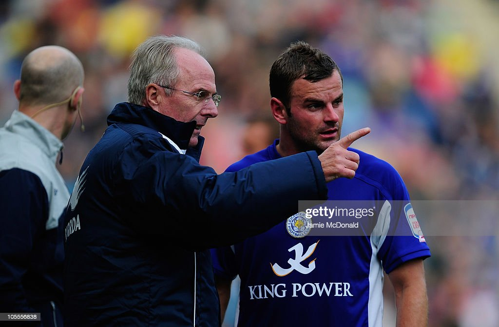 Leicester City v Hull City - npower Championship : News Photo