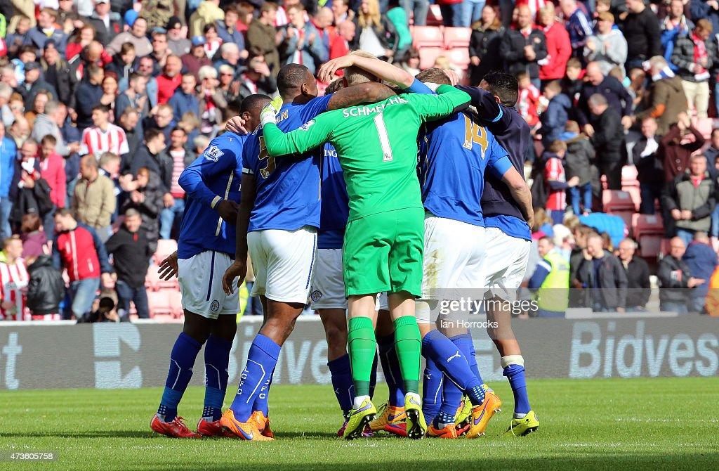 Sunderland v Leicester City- Premier League : News Photo