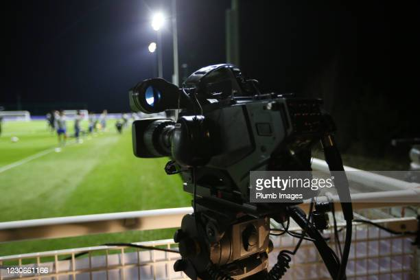 Leicester City Training Ground ahead of the Premier League 2 match between Leicester City and Manchester United at Leicester City Training Ground, on...