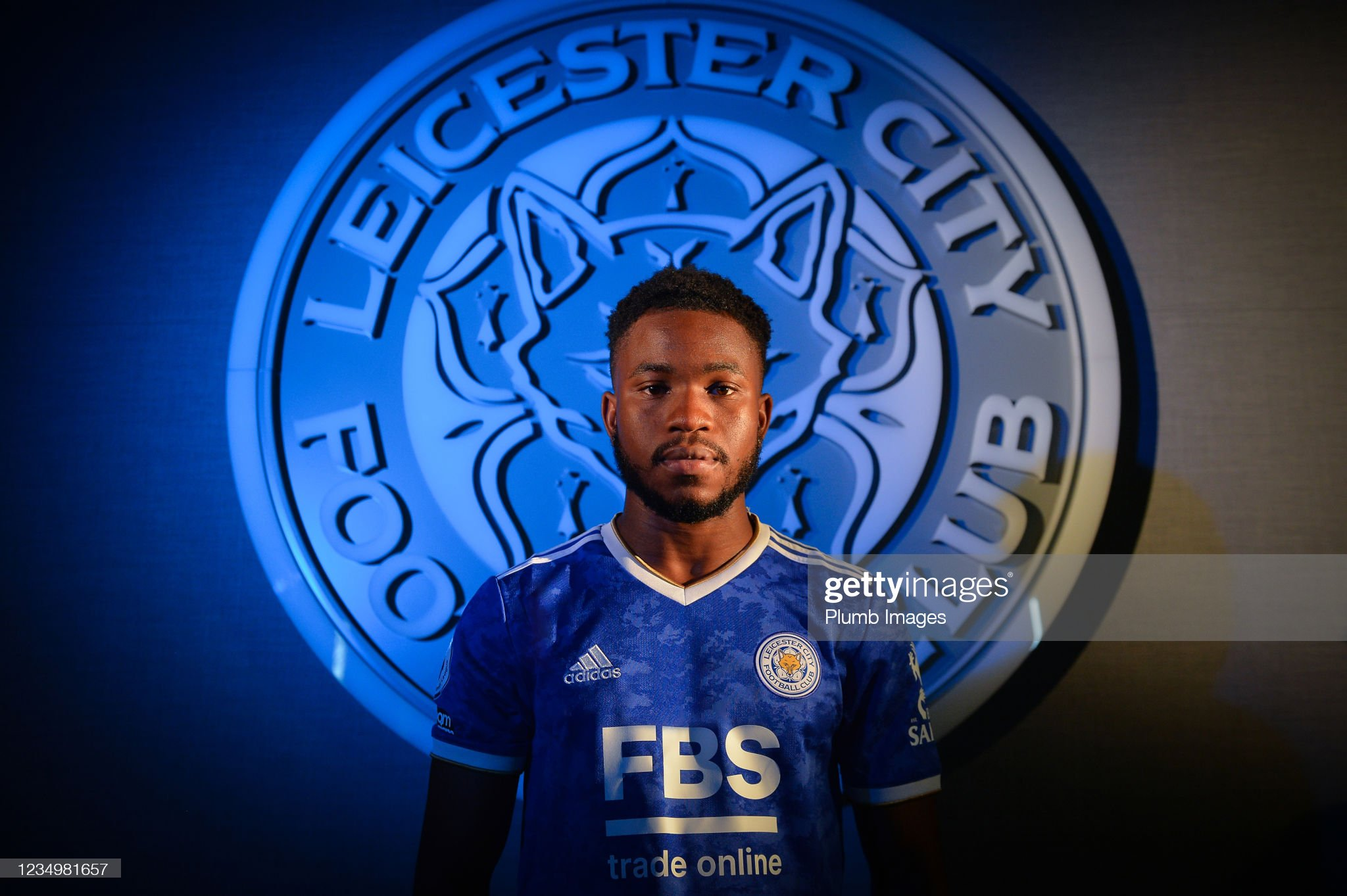 Leicester City Unveil New Signing Ademola Lookman : ニュース写真