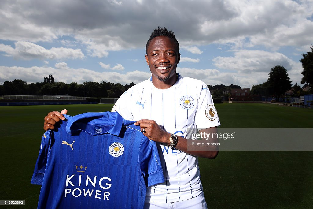 Leicester City Unveil New Signing Ahmed Musa
