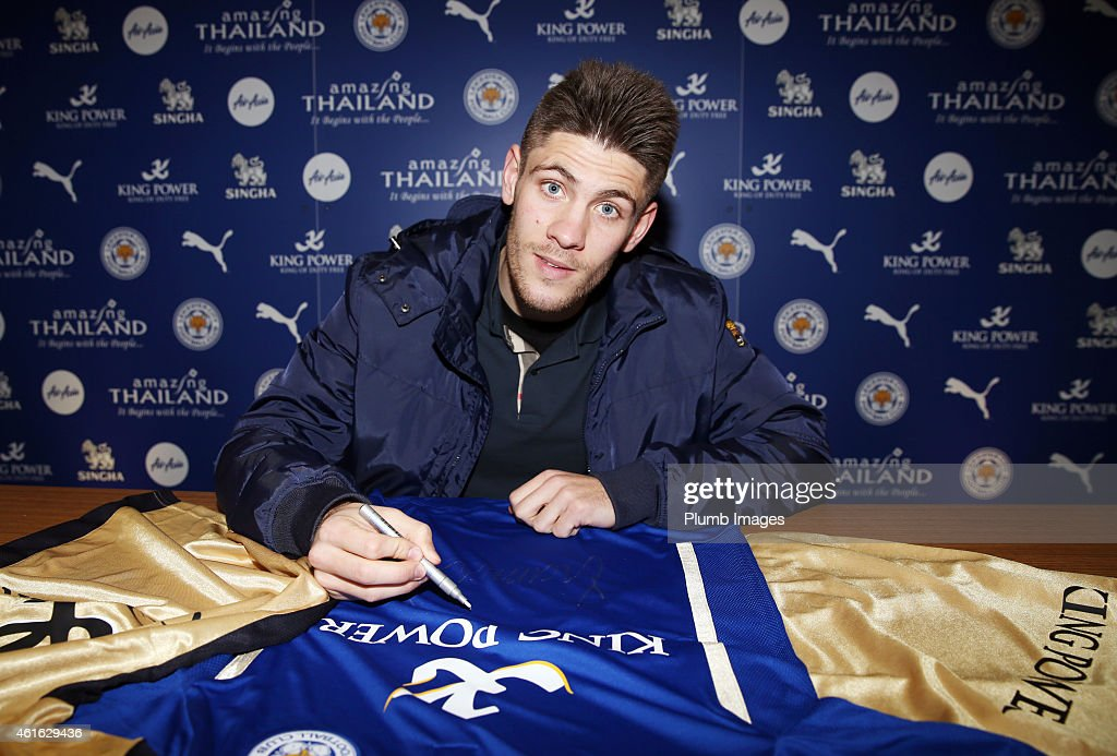 Leicester City FC Unveil New Signing Andrej Kramaric