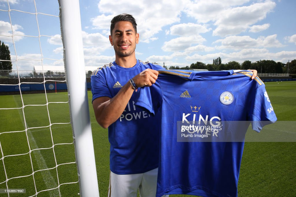 Leicester City Unveil New Signing Ayoze Perez : News Photo
