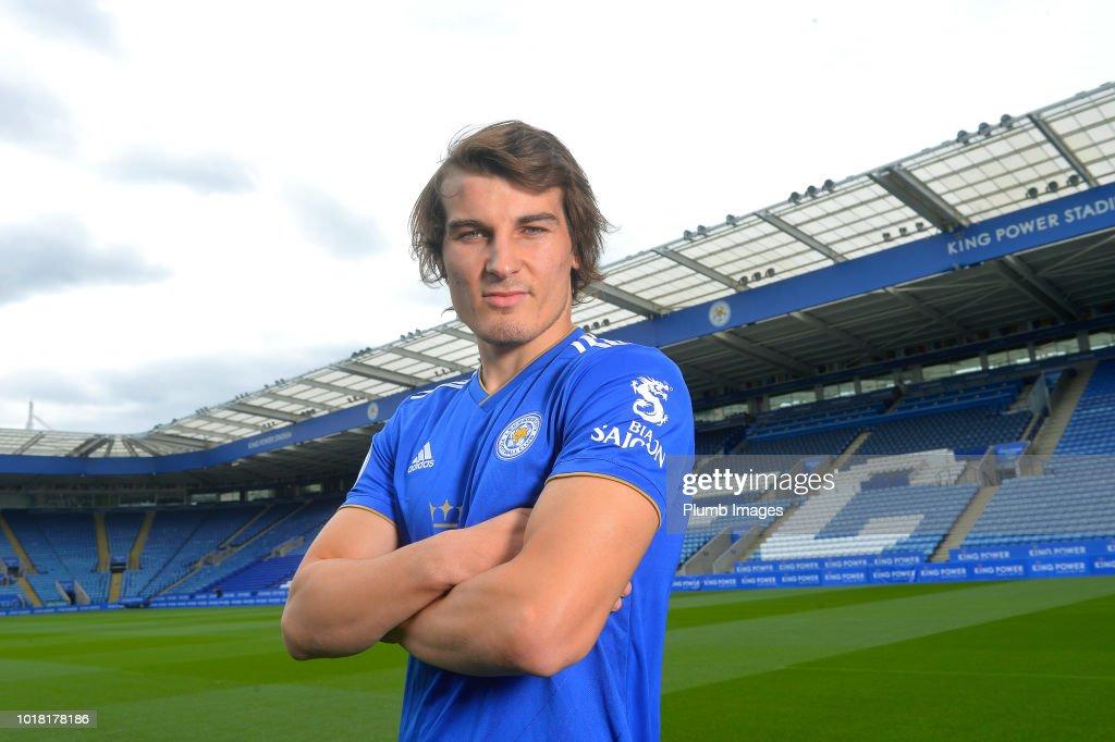 Leicester City Unveil New Signing Caglar Soyuncu