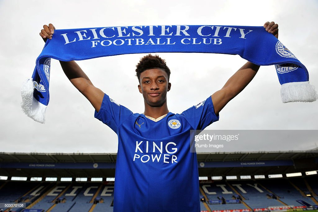 Leicester City Unveil New Signing Demarai Gray