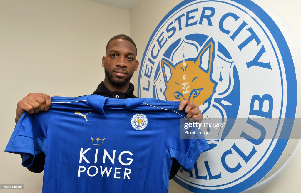 Leicester City Unveil New Signing Molla Wague : News Photo