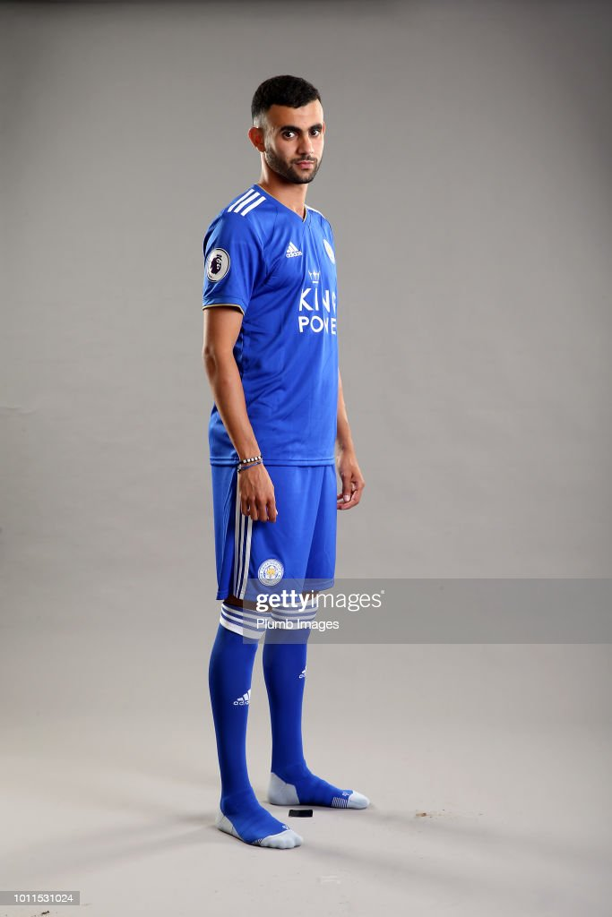 Leicester City Unveil New Signing Rachid Ghezzal