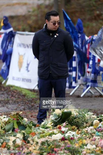 Leicester City vice chairman Aiyawatt 'Top' Srivaddhanaprabha pays tribute to those who were tragically killed in the helicopter crash on Saturday...