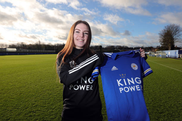 GBR: Leicester City Women Unveil new Signings Shannon O'Brien andCharlotte Flemming