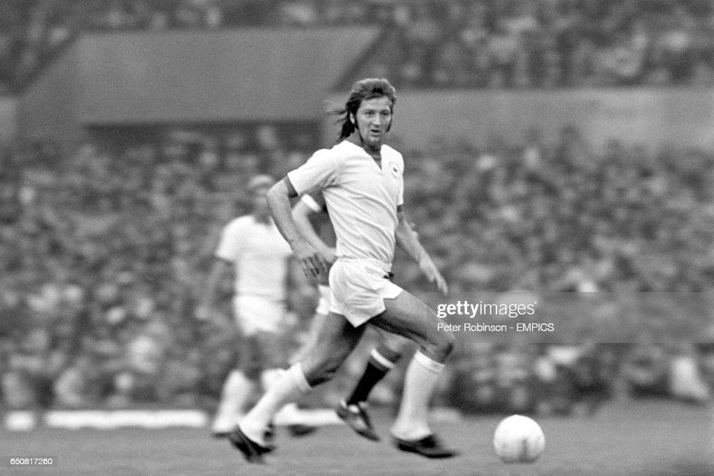 Leicester City's Frank Worthington