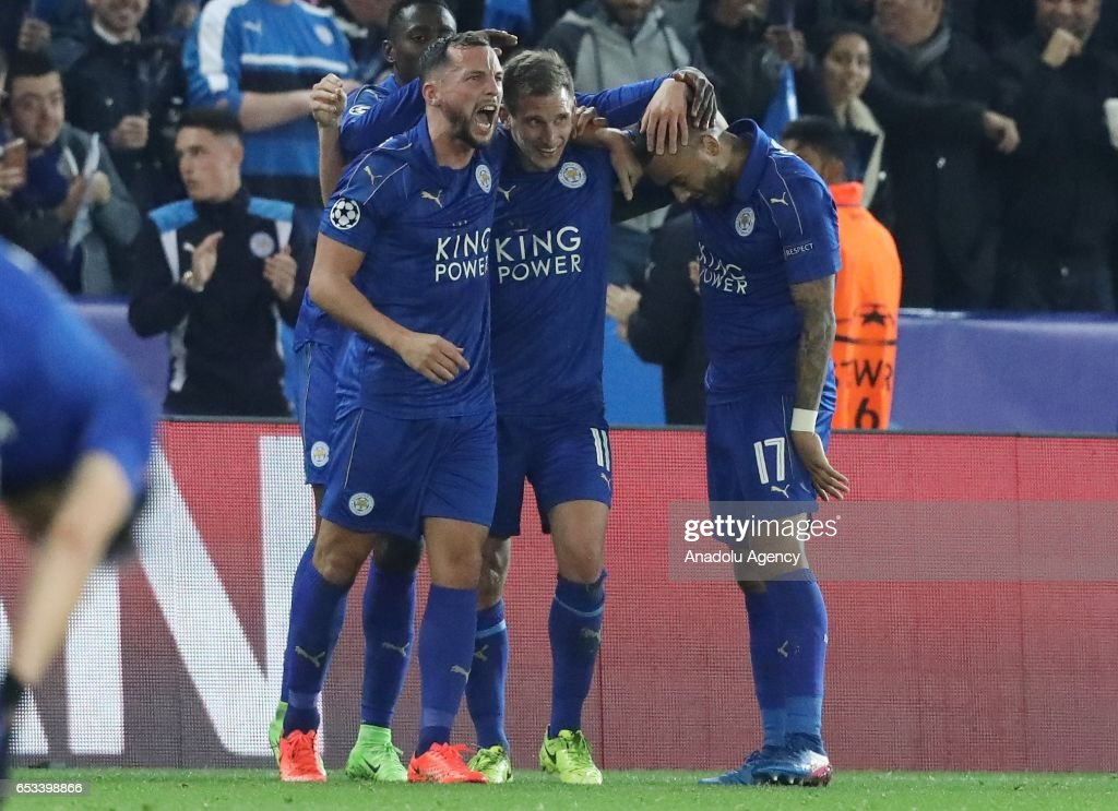 Leicester City v Sevilla FC - UEFA Champions League : News Photo