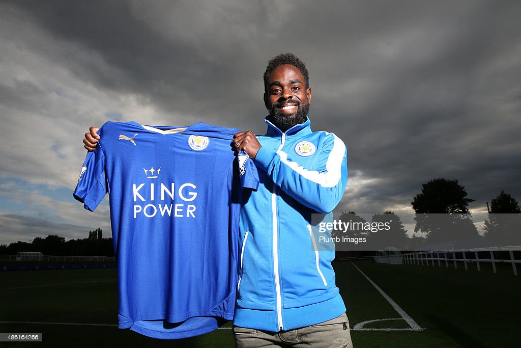 Leicester City Unveil New Signing Nathan Dyer