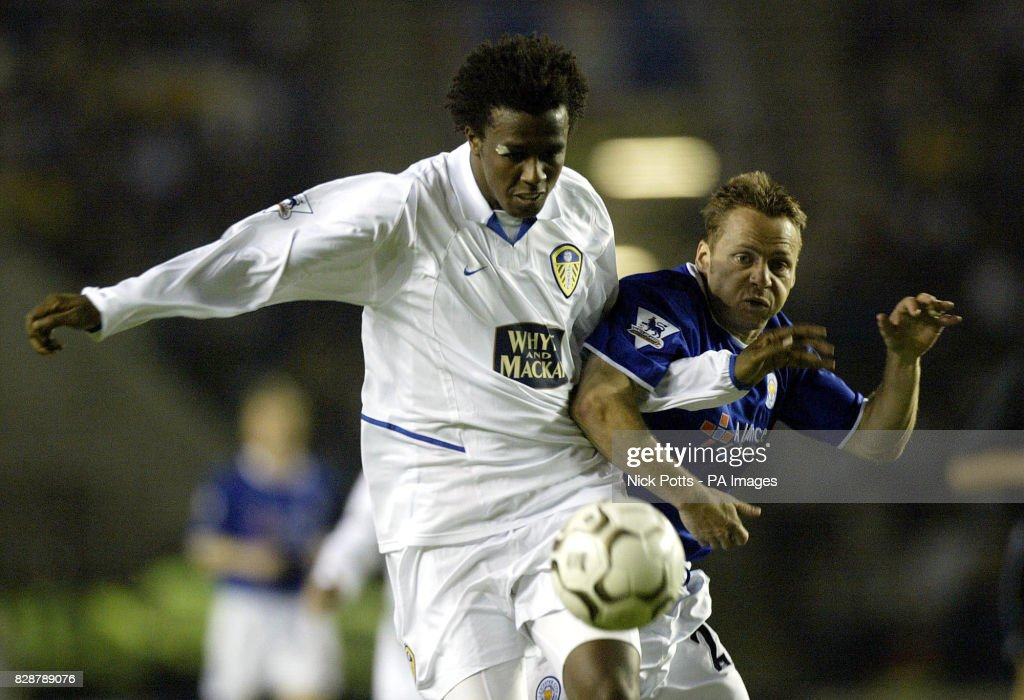 Football Leicester Vs Leeds : News Photo