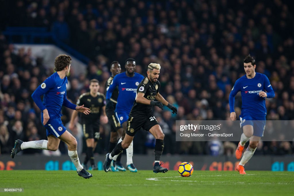 Chelsea v Leicester City - Premier League : News Photo