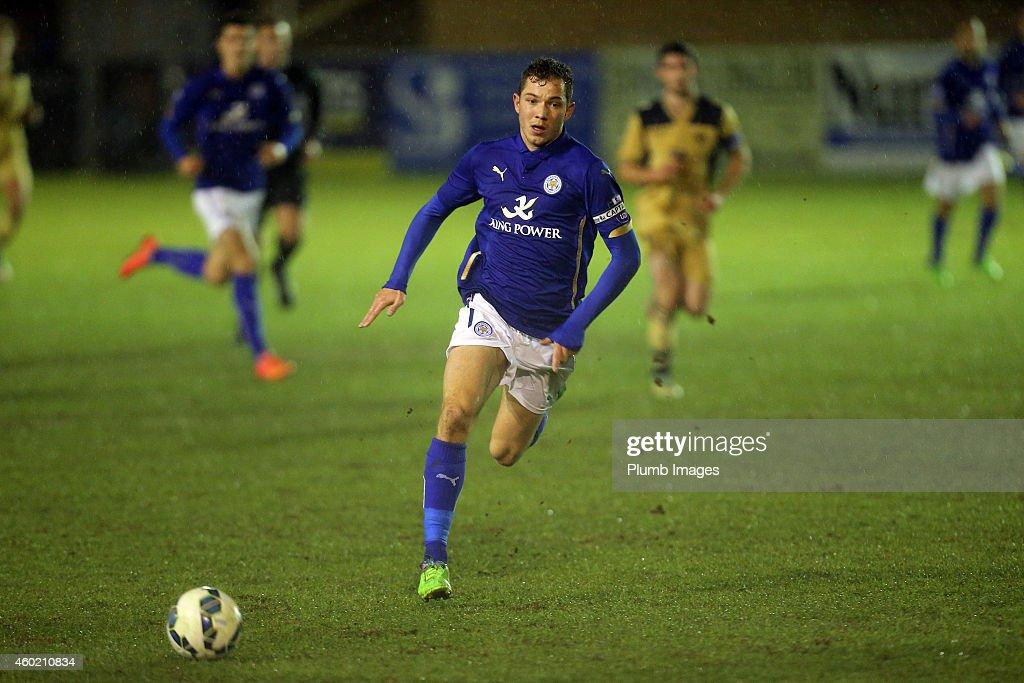 Leicester City v Leeds United: Premier League U21 Cup