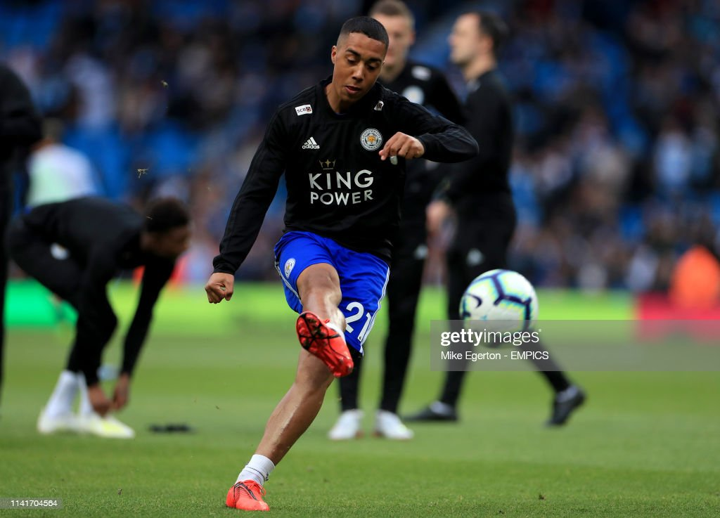 Manchester City v Leicester City - Premier League - Etihad Stadium : News Photo