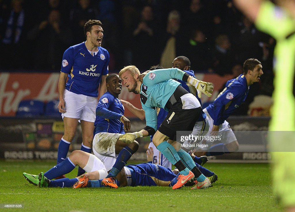 Leicester City v Yeovil Town - Sky Bet Championship : News Photo