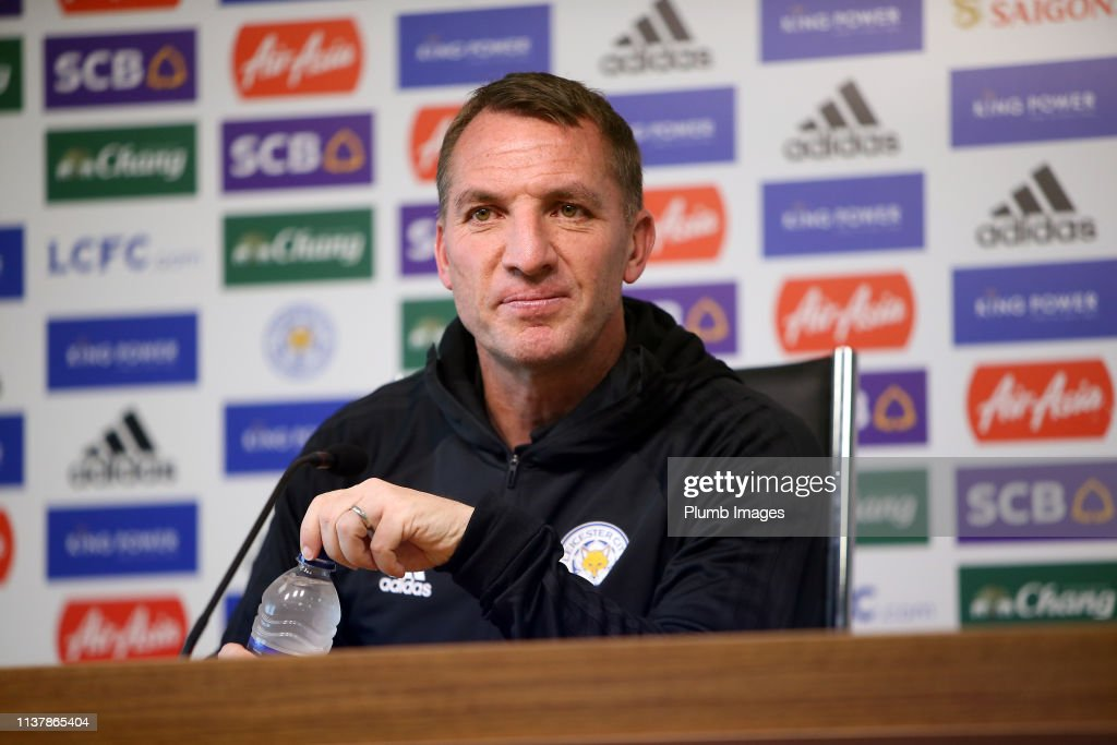 GBR: Leicester City Press Conference