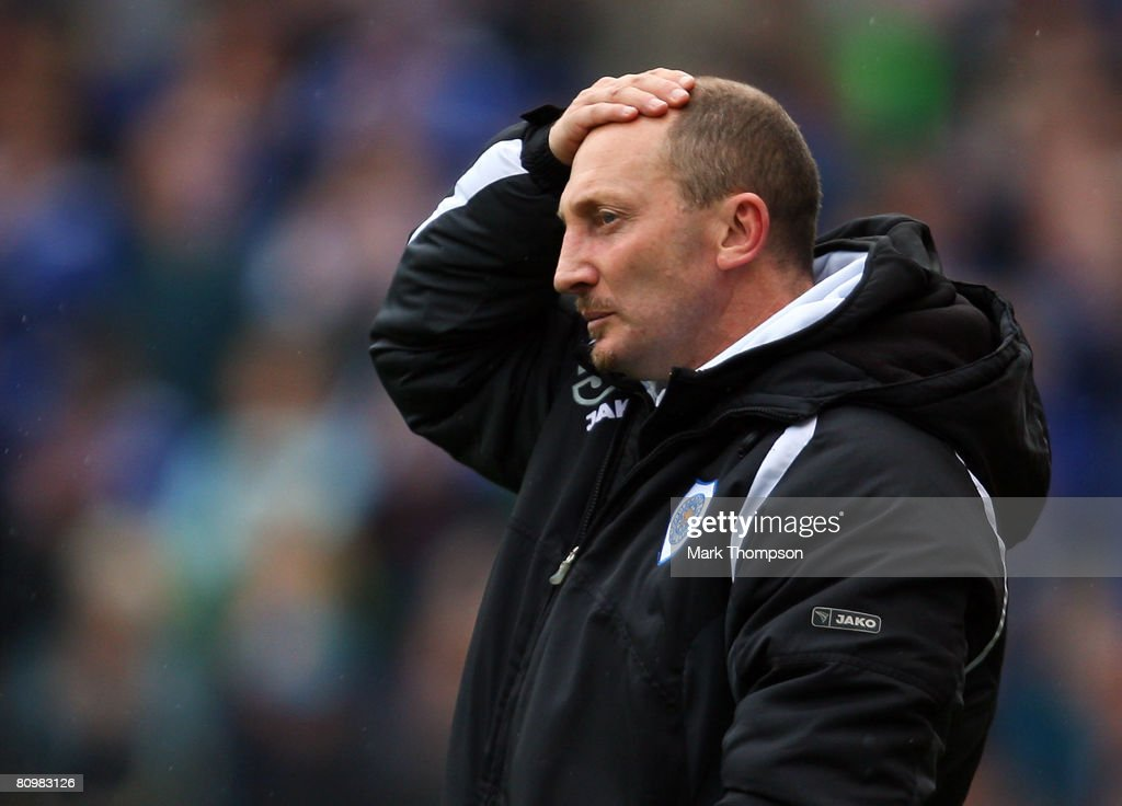 Stoke City v Leicester City : News Photo