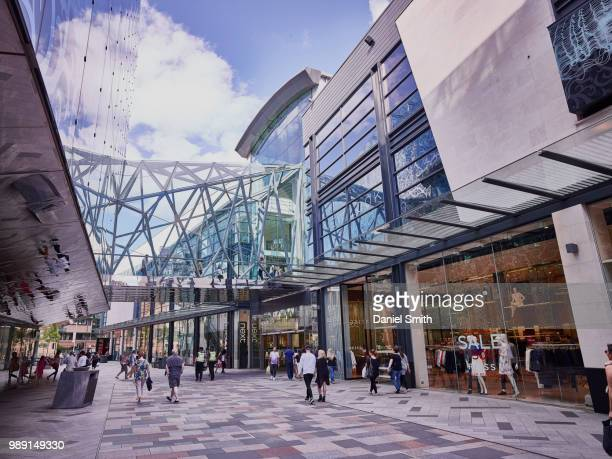 leicester - shopping mall stock pictures, royalty-free photos & images