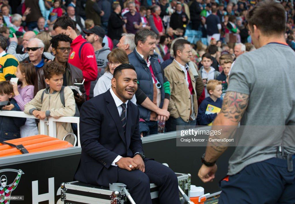 Harlequins v Leicester Tigers - Aviva Premiership : News Photo