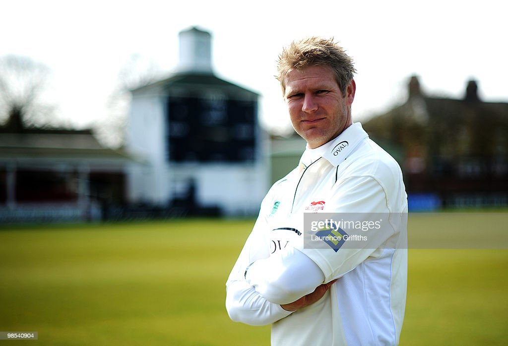 Leicestershire CCC Photocall : News Photo