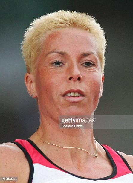 Leichtathletik Deutsche Meisterschaft 2004 Braunschweig 400 Meter / Frauen Grit BREUER / GER 110704