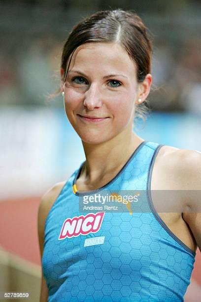 Leichtathletik : Sparkassen Cup 2005, Stuttgart, 29.01.05;3000 Meter Frauen;Sabrina MOCKENHAUPT/GER belegte den vierten Platz.