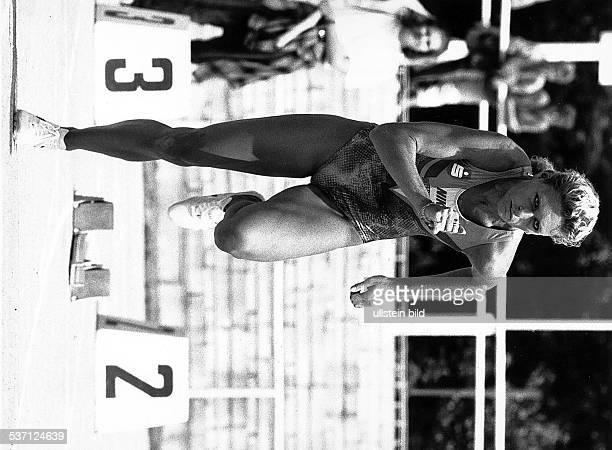 Leichtathletin D Laufstudie 1992