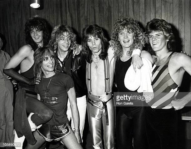 Leif Garrett and Virgin during Virgin Concert at Starwood Club February 9 1979 at Starwood in Los Angeles California United States